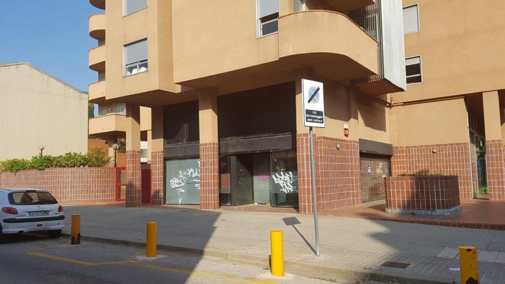 Local comercial en lloguer a Sabadell