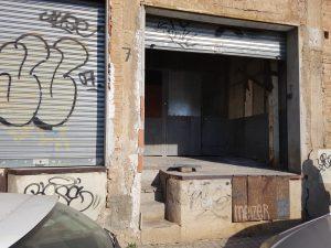 Nau industrial en lloguer a Sabadell